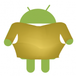 based on Android logo and a perverted sense of humor